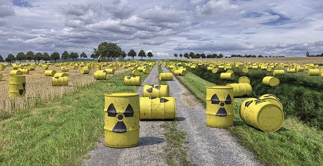 Radioactive pollution of the environment. Radiation protection ultimate guidelines.