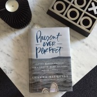 Present Over Perfect book club: embrace less
