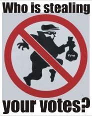 VOTE STEALING
