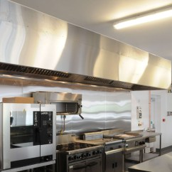 Commercial Kitchen Hood Installation Rolling Island Only Hoods Restaurant Installer Utah Nevada Large