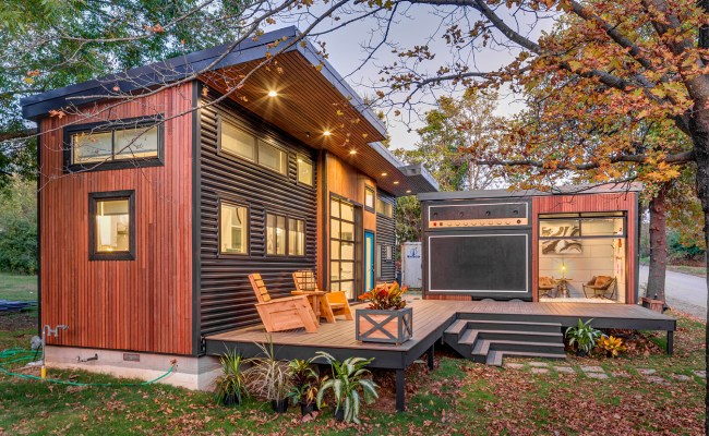 Fayetteville Home Featured On Tiny House Nation Only In