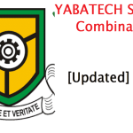 YABATECH Subject Combination [Updated] 2020