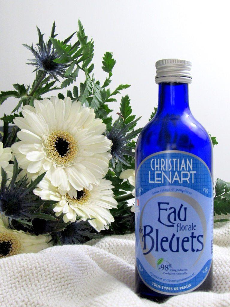 eau florale bleuet 1