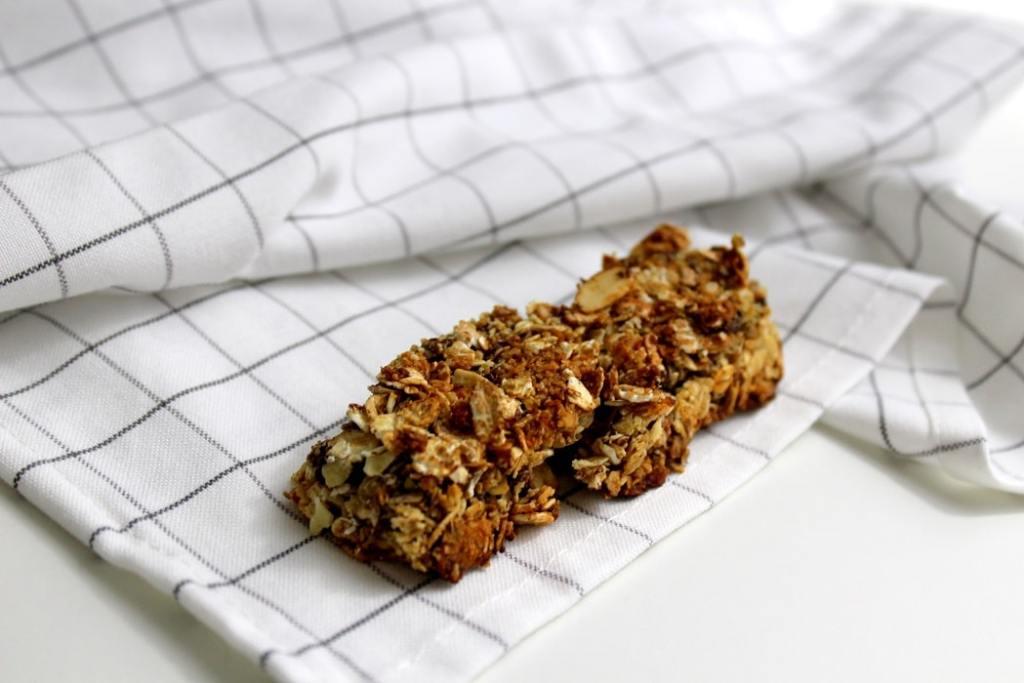 barres de céréales homemade