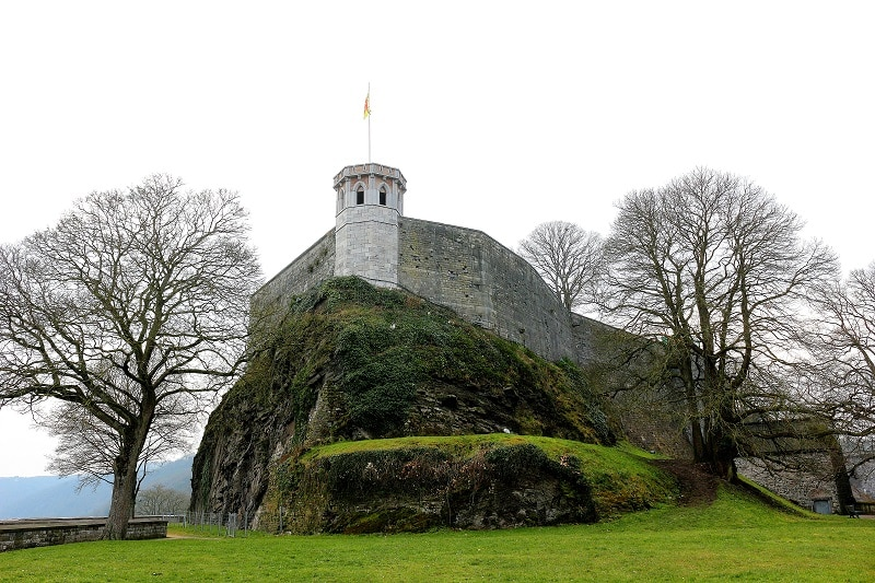 forteresse namur - only laurie