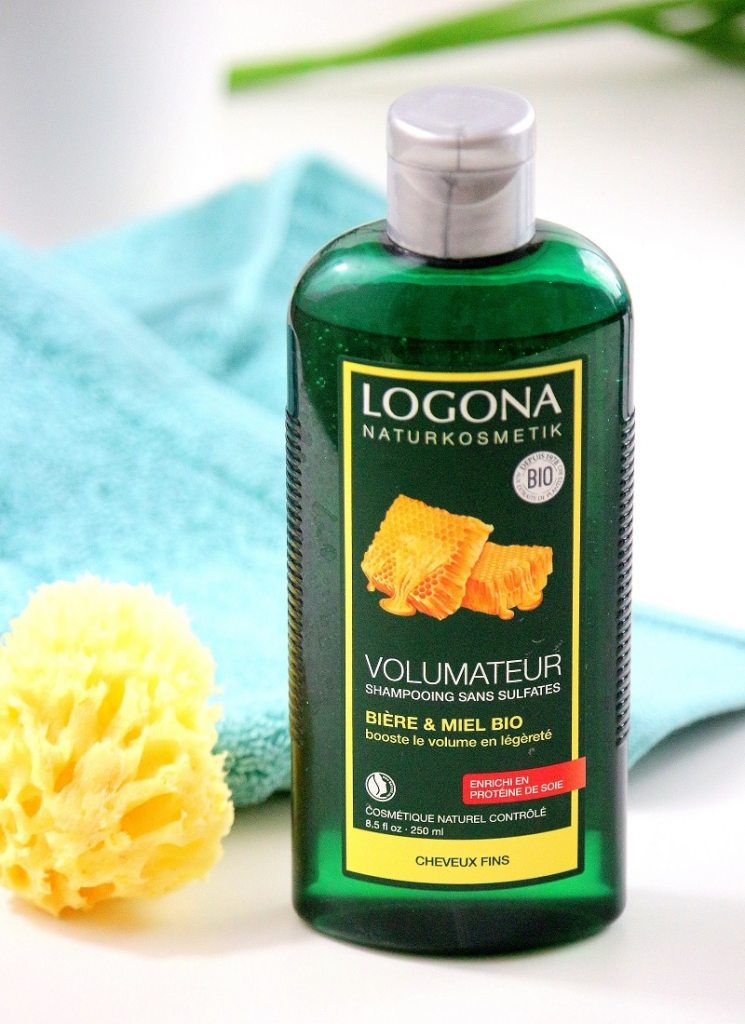 shampooing volumateur logona only laurie