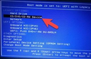 Select-bootable-cd-drive