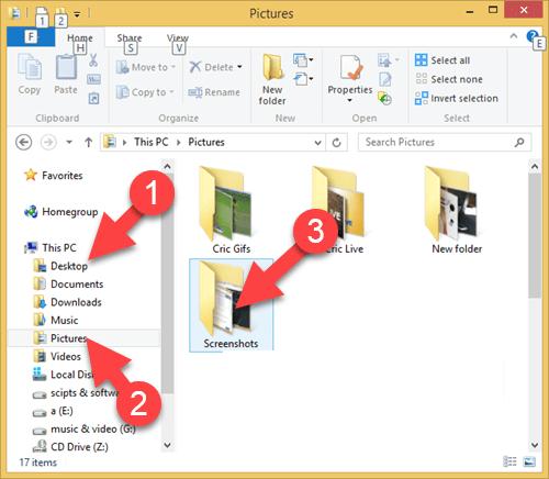 Pictures-Folder