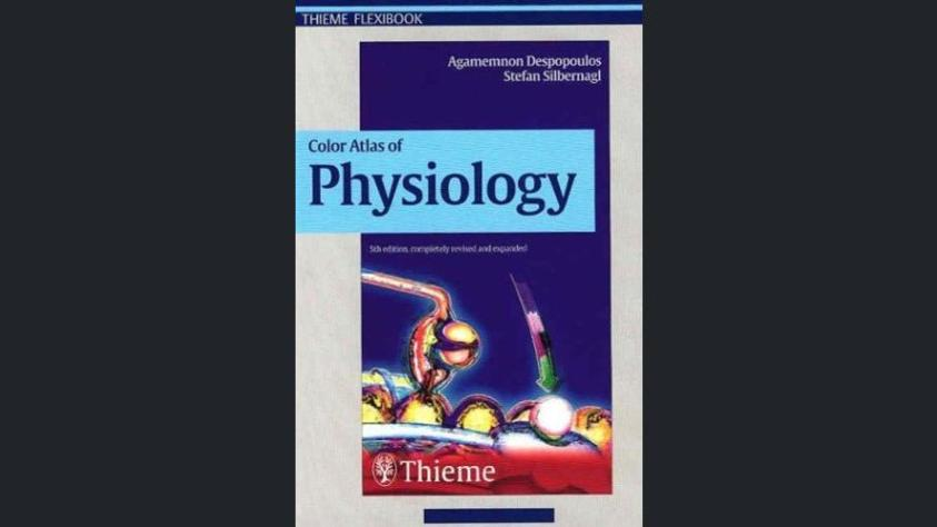 Color Atlas of Physiology 5th Ed. – A. Despopoulos