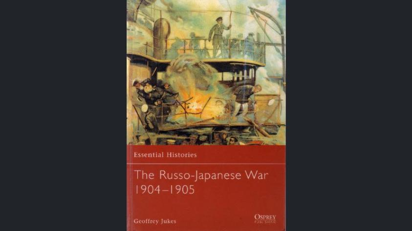 20th century Osprey – Essential Histories 031 – The Russo-Japanese War 1904–1905