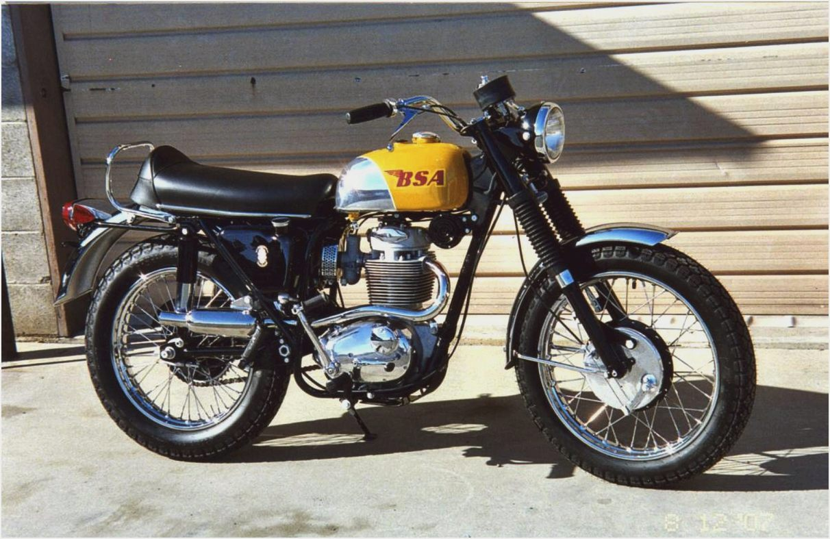 hight resolution of bsa prototype 1969 images 65158