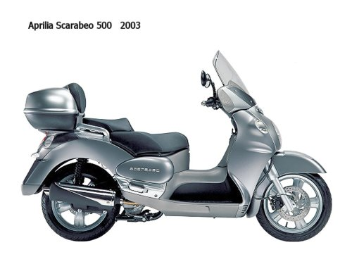small resolution of aprilia scarabeo 500 2003 images 154451