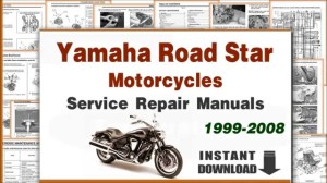 2007 Yamaha Road Star 1700 Wiring Diagram  Wikie Cloud