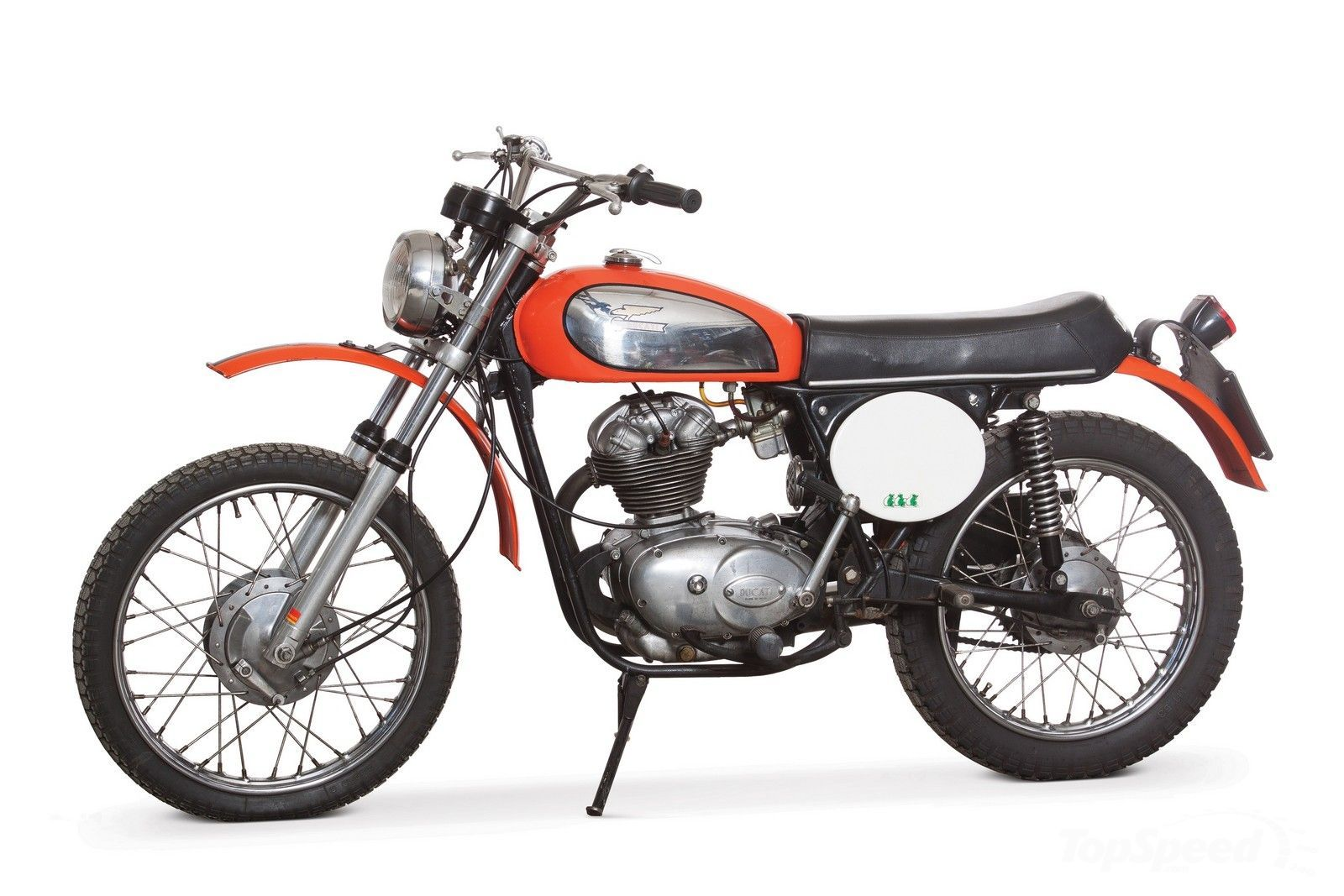 1959 Ducati 125 T: pics, specs and information