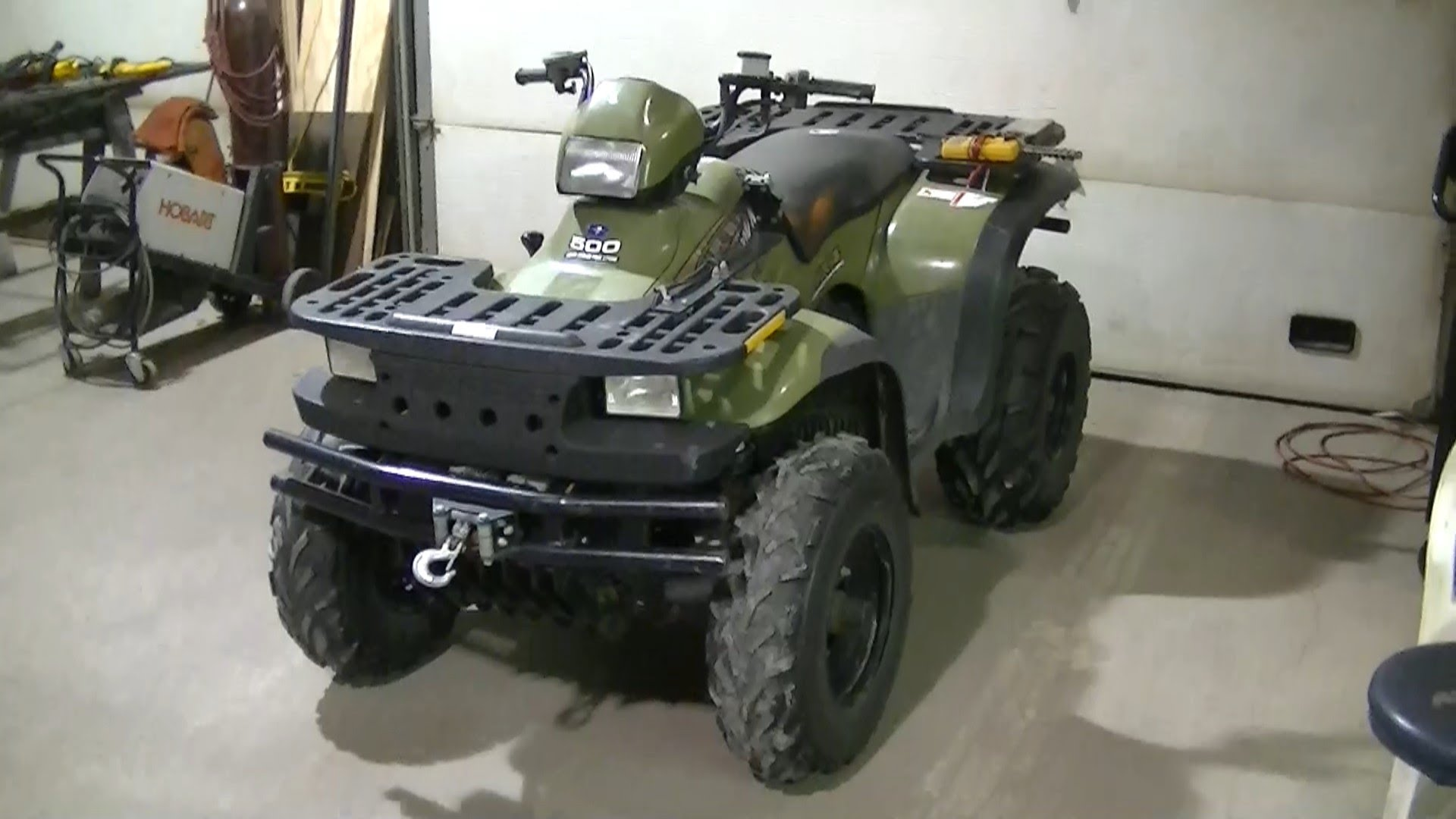hight resolution of polaris sportsman 500 6x6 2002 images 120886