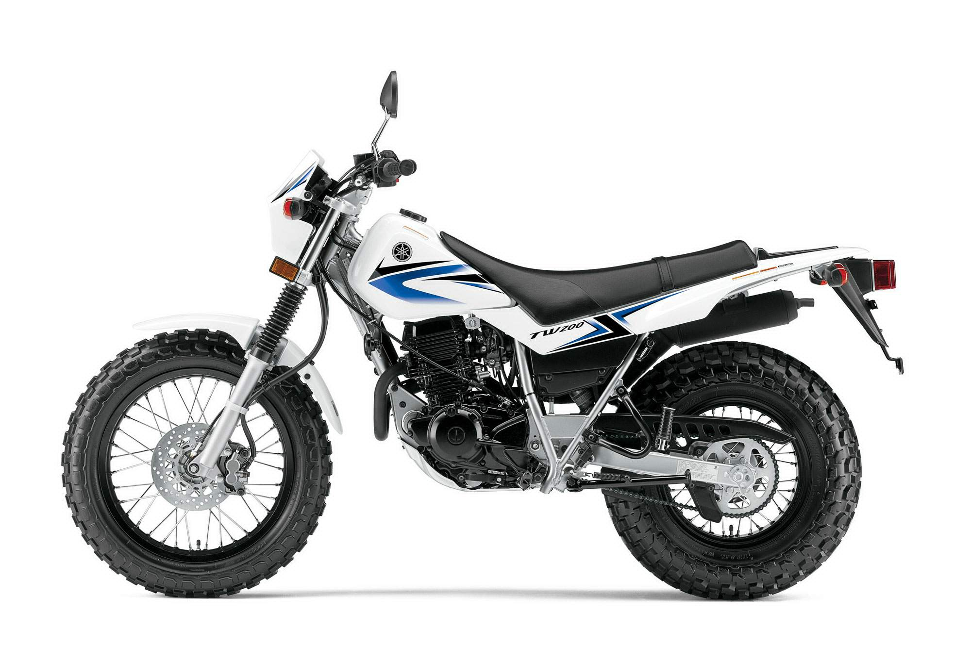 Yamaha Tw 200 Pics Specs And Information