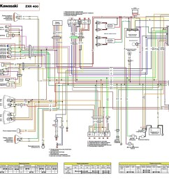 4 wire cdi wiring diagram 4 wire electrical wiring wiring kawasaki electrical diagrams 2008 650 kawasaki ninja 400 specs [ 3496 x 2480 Pixel ]