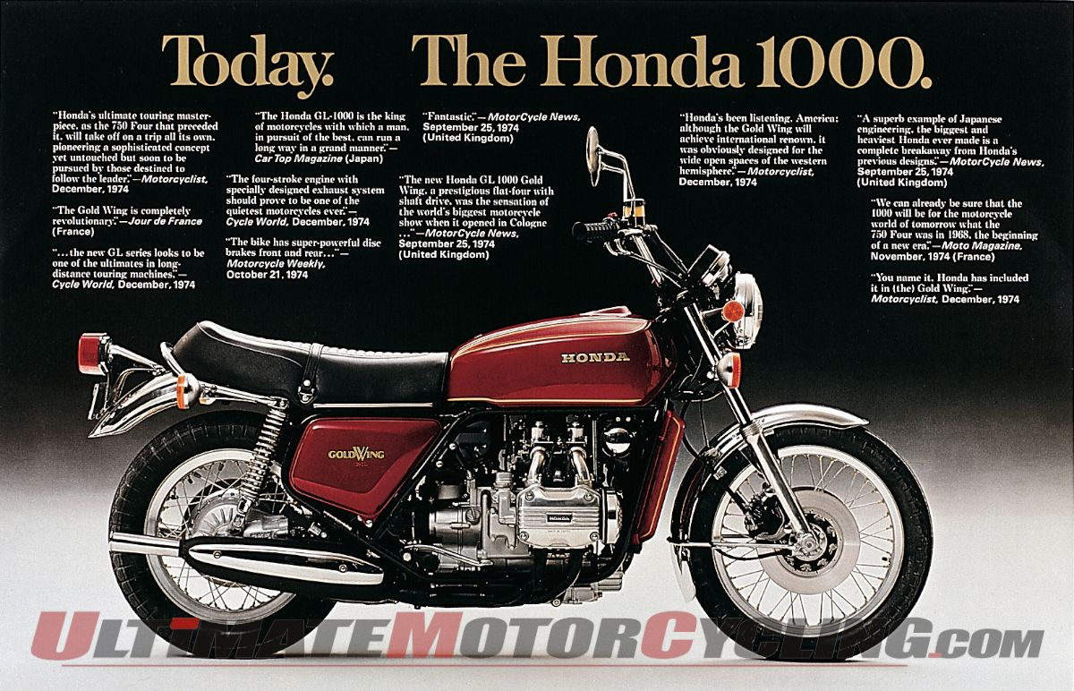hight resolution of 1975 honda gl 1000 gold wing pics specs and information