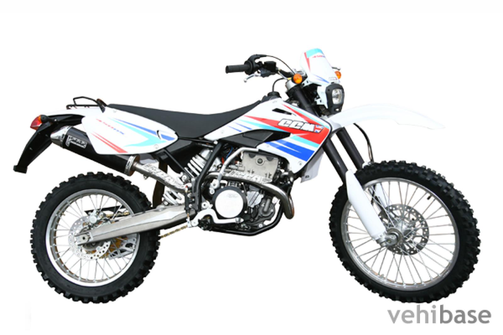 2007 CCM 404DS Dualsport Moto: pics, specs and information