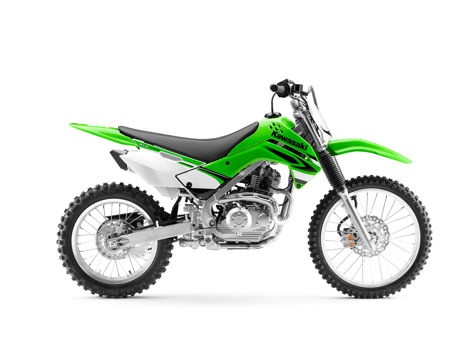 2011 Kawasaki KLX 140 L: pics, specs and information