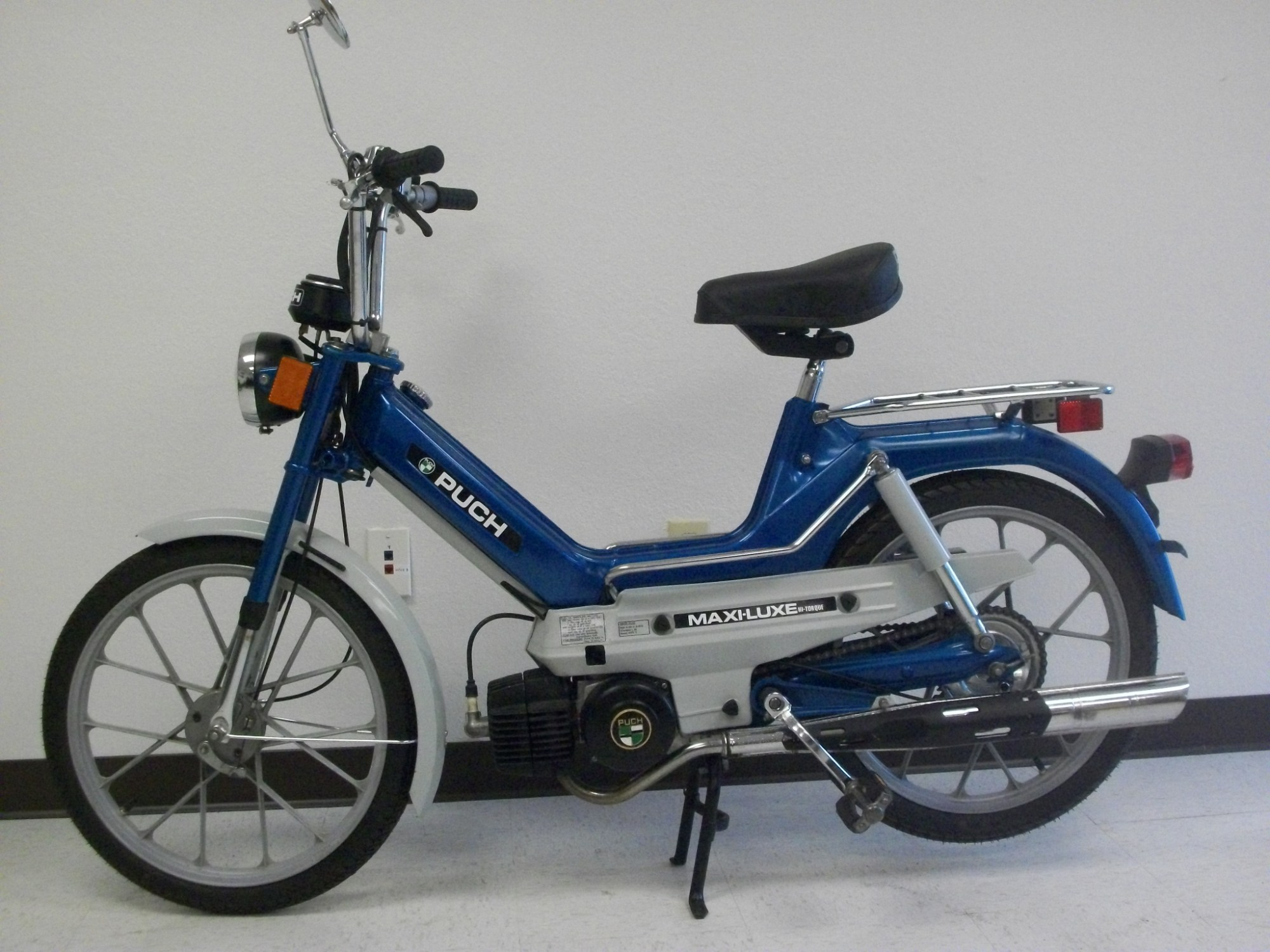hight resolution of puch maxi sport