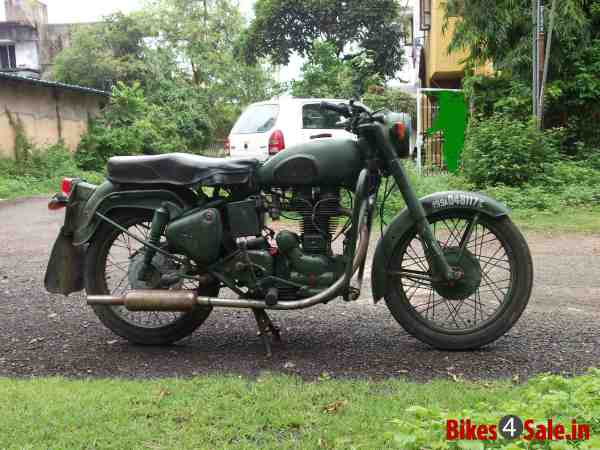 1990 Royal Enfield Bullet 350 Army Pics Specs And Year Of Clean Water