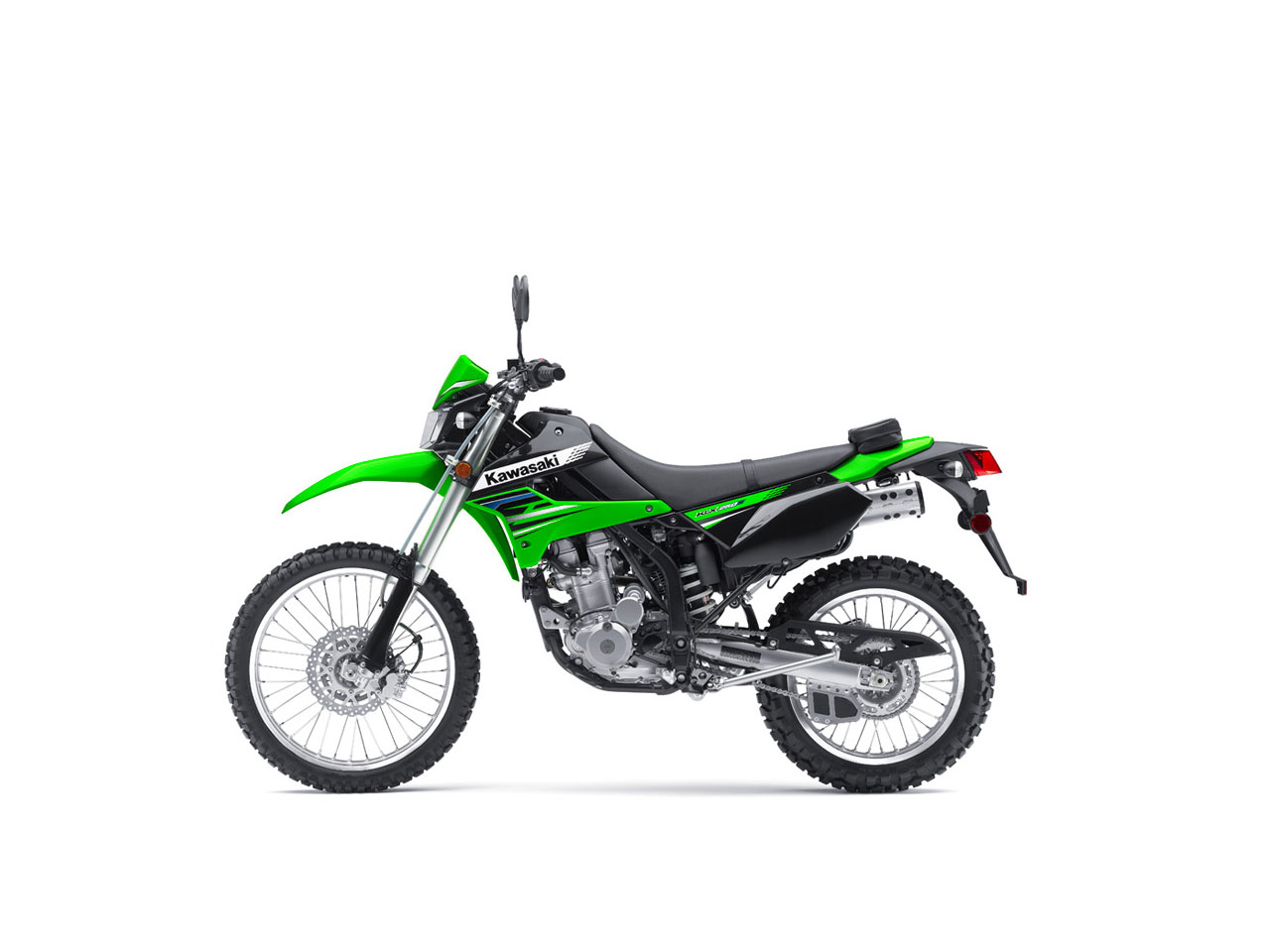 2009 Kawasaki KLX 250 S: pics, specs and information