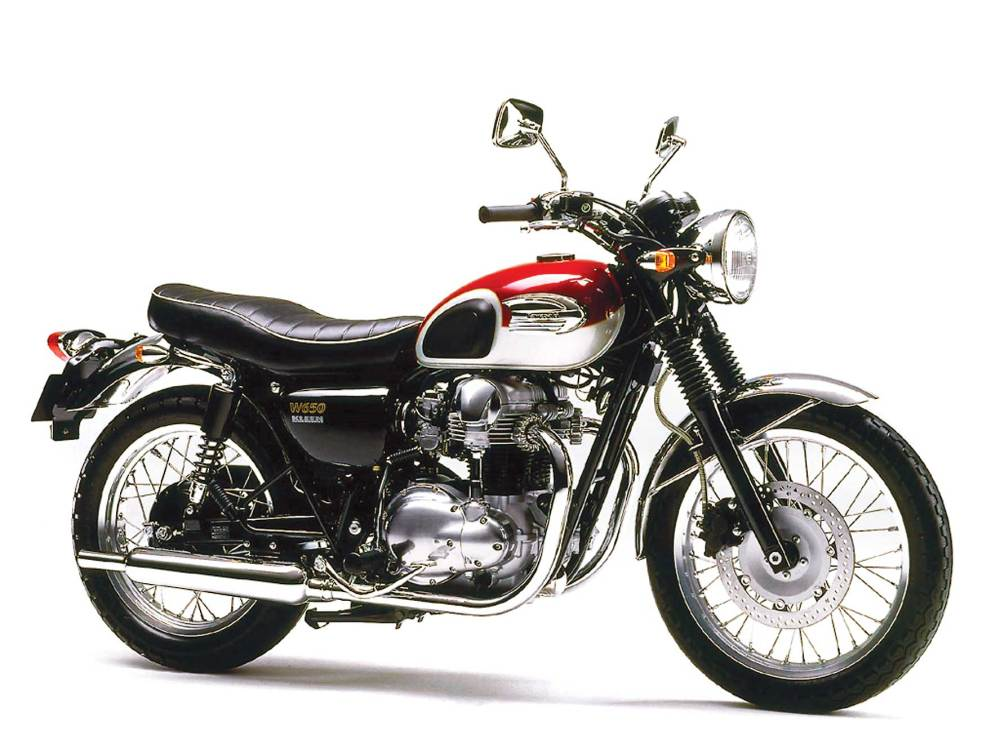 medium resolution of kawasaki w 650 2006 pics 150235