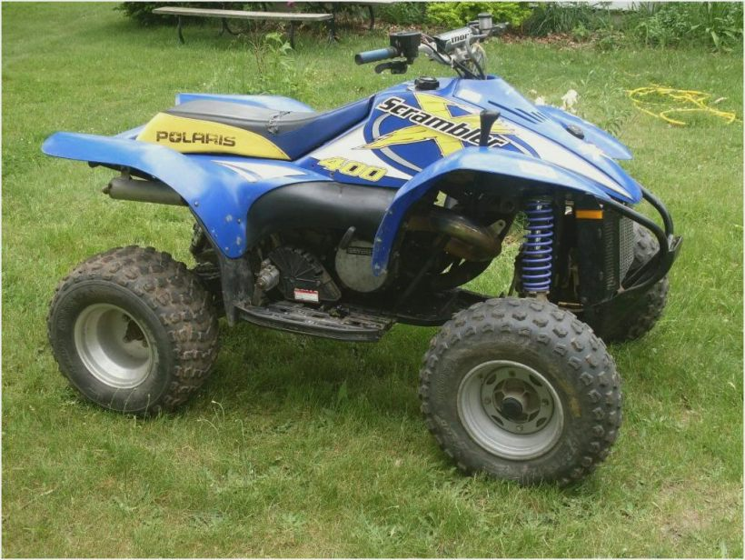 2001 Polaris Scrambler 50 Parts