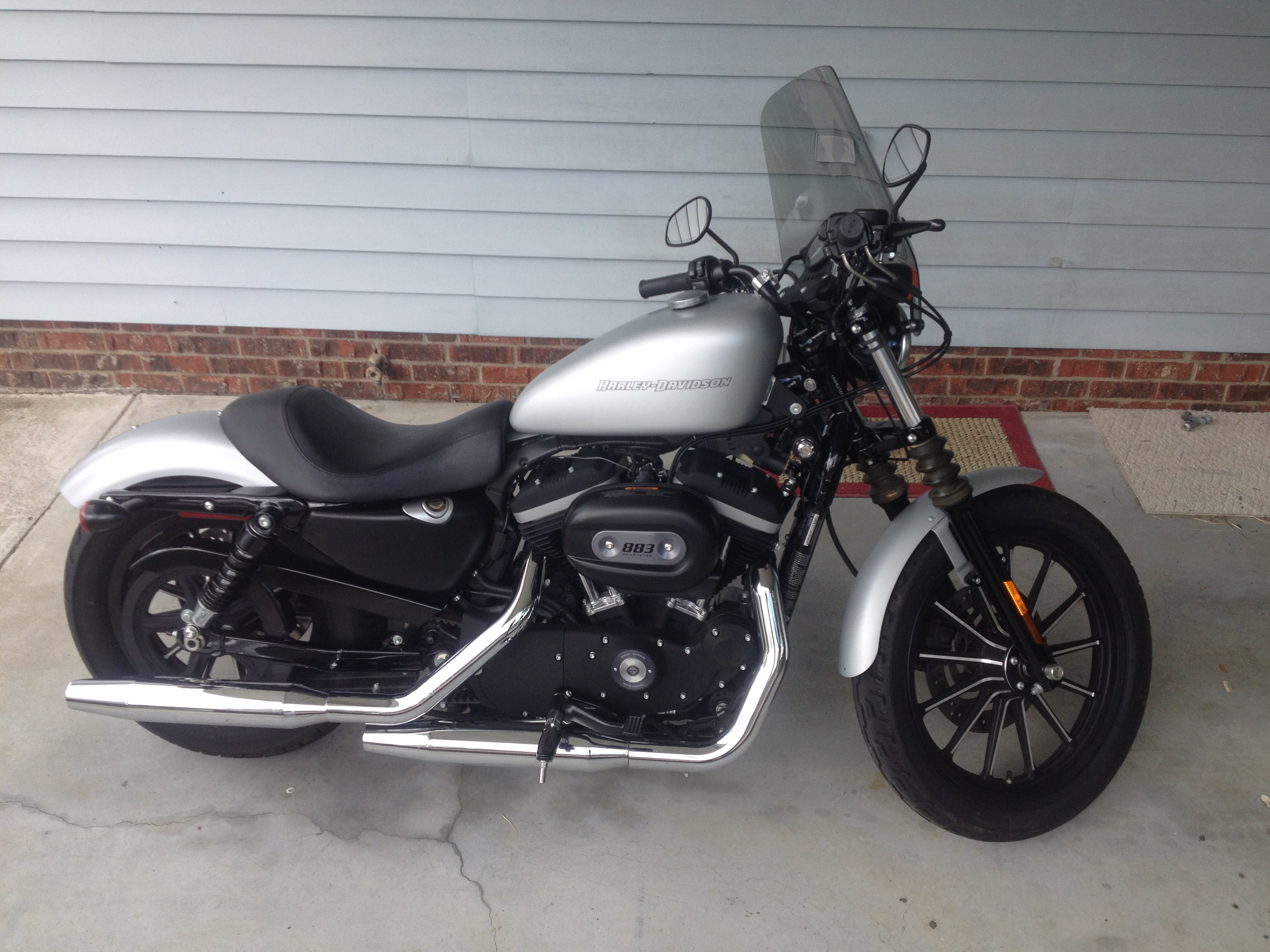 94 Sportster 1200 Xl No Spark Kindo Of Long Need ... on