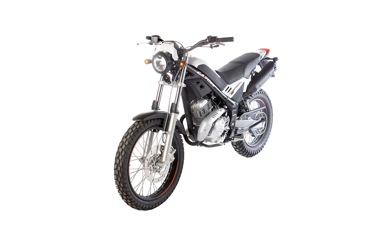2004 GAS GAS Pampera 125: pics, specs and information
