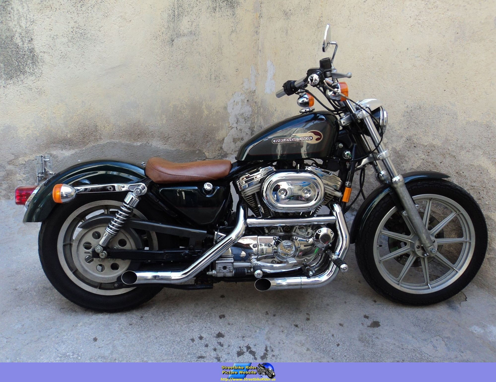 1994 harley sportster 883 wiring diagram carrier ac 1995 davidson xlh pics specs and