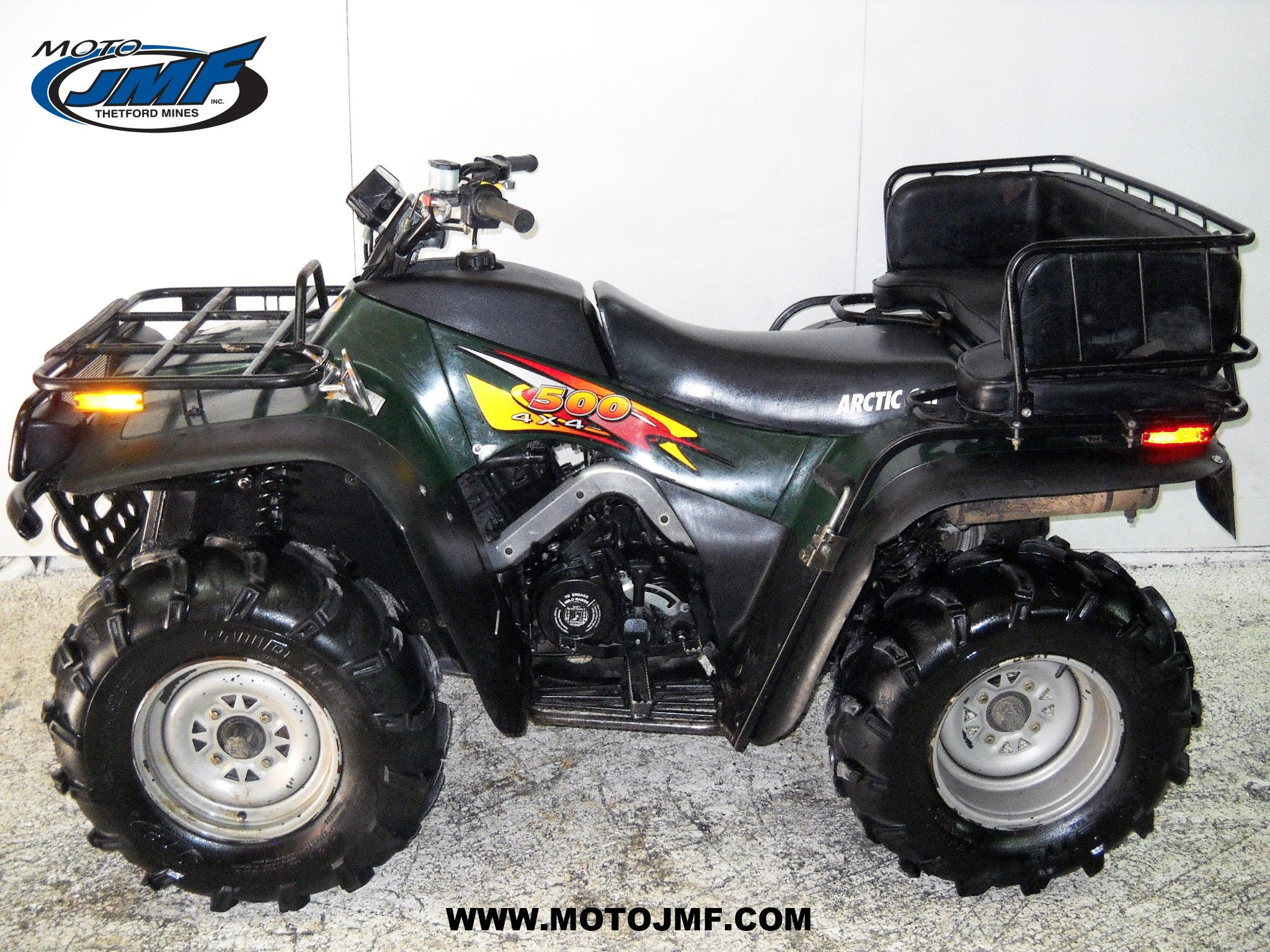 Wiring Schematic For 1998 Arctic Cat 500 Atv - Wiring ...