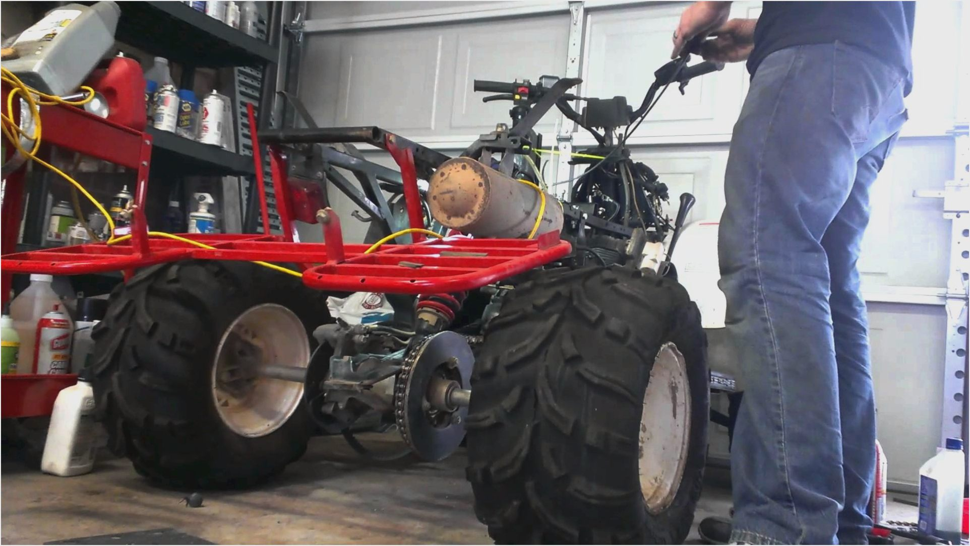 1999 2000 polaris atv and 6x6 repair manual download Array - 2001 polaris  scrambler 500 manual viewmotorjdi org rh viewmotorjdi org 1998 polaris 325  magnum ...
