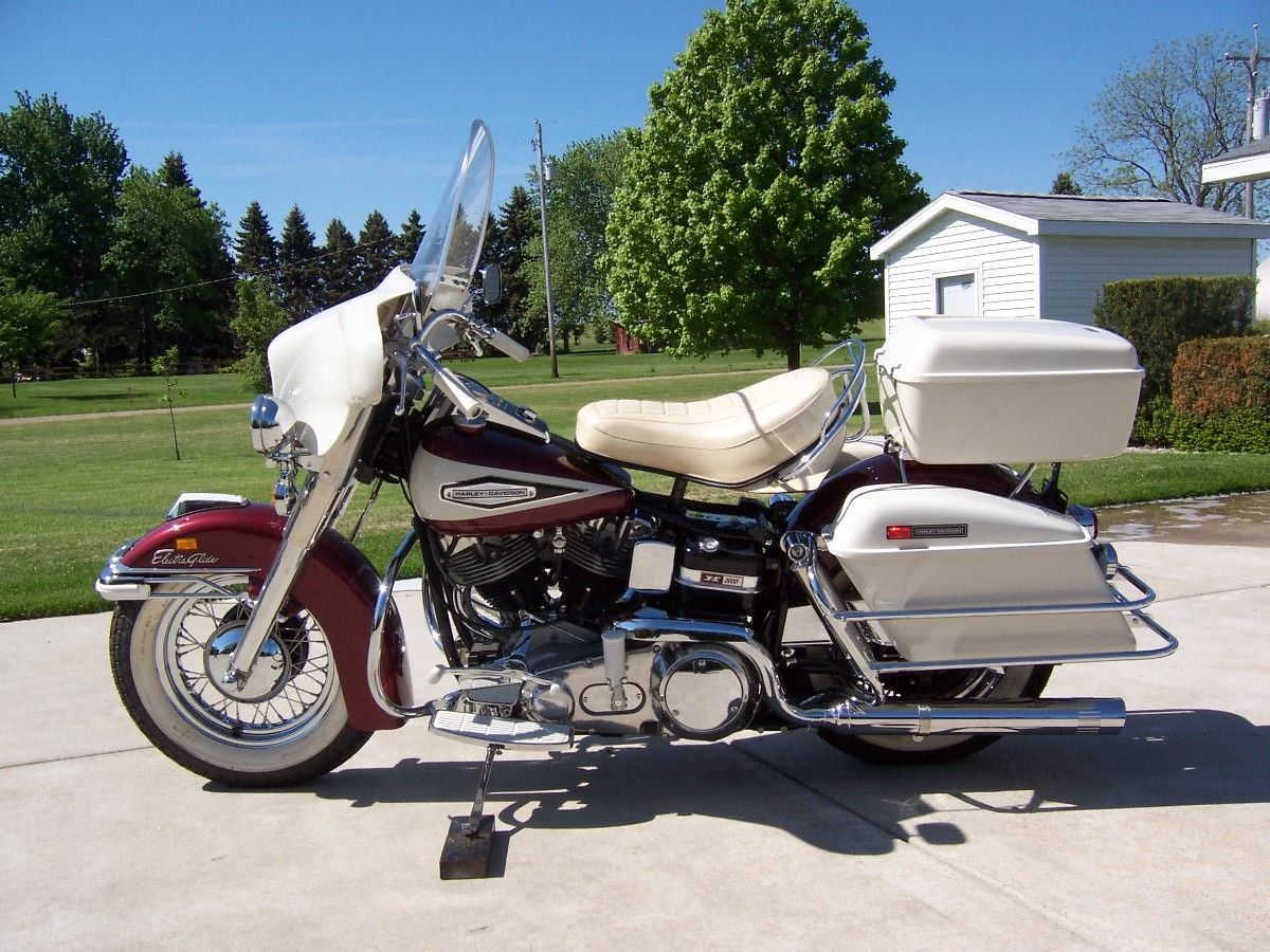 1975 harley davidson flh wiring diagram 2003 kia rio engine fl 1200 electra glide pics specs and