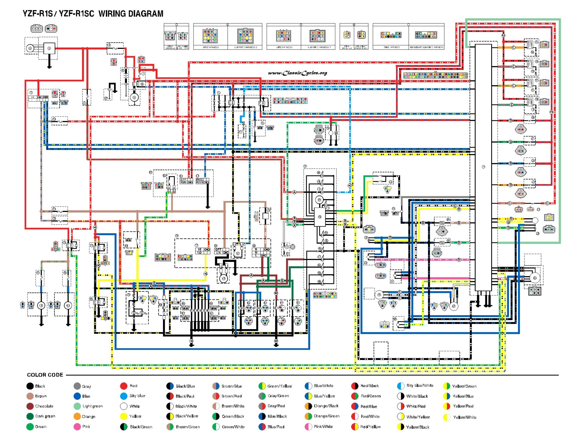 hight resolution of yamaha xt 125 wiring diagram wiring diagram technic xt 250 wiring diagram wiring diagram centreyamaha xt
