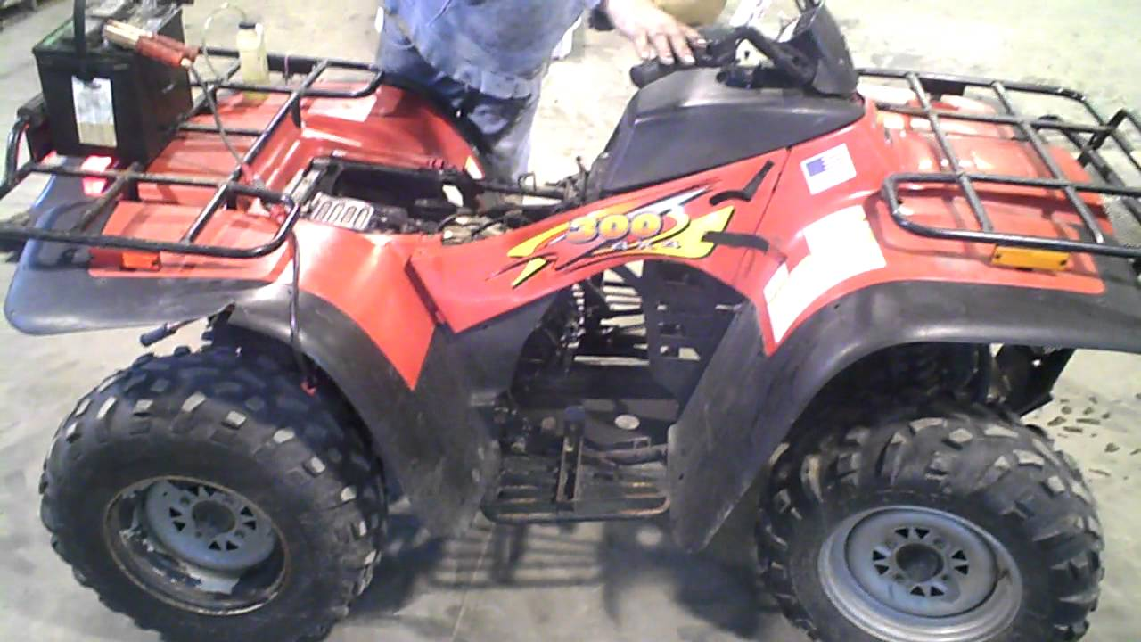 hight resolution of arctic cat 300 4x4 1999 wallpapers 136775