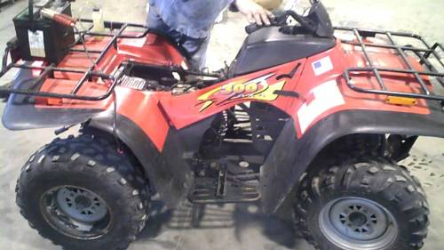 small resolution of arctic cat 300 4x4 1999 wallpapers 136775