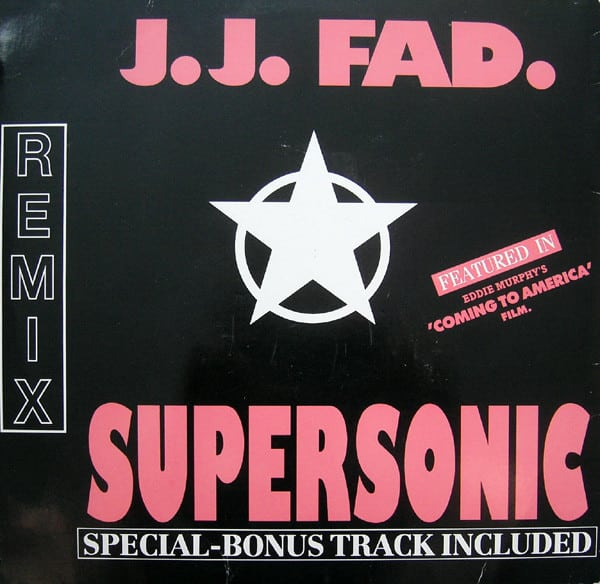 J.J. Fad / The Unknown DJ – Supersonic Remix / Another Hoe / Breakdown (Dance Your Ass Off)