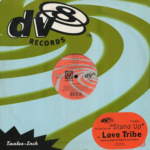 Love Tribe ‎– Stand Up