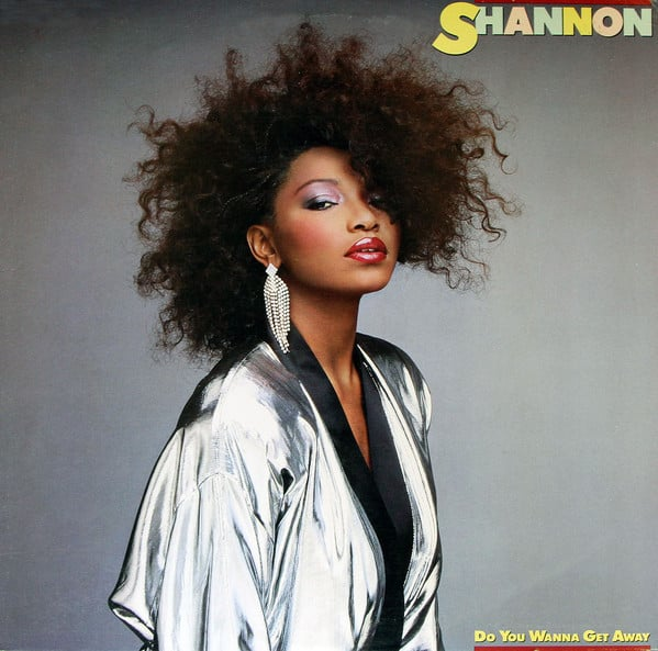 Shannon ‎- Do You Wanna Get Away