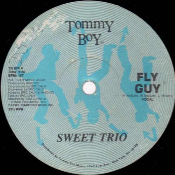 Sweet Trio – Fly Guy