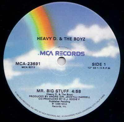 Heavy D. & The Boyz – Mr. Big Stuff