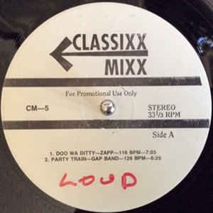 Classixx Mixx 5