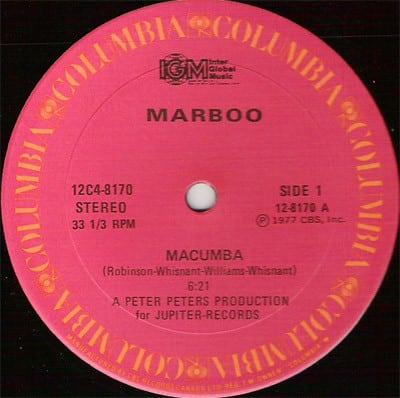 Marboo - Macumba
