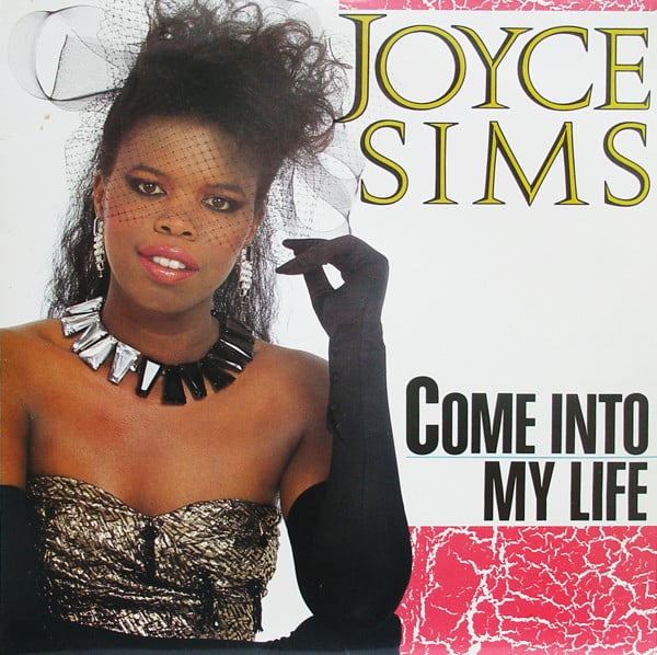 Joyce Sims ‎- Come Into My Life
