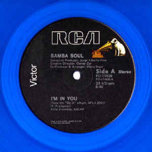 Samba Soul ‎– I'm In You / Black Coco