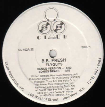 B.B. Fresh - Flyguys