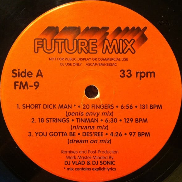 Future Mix 9