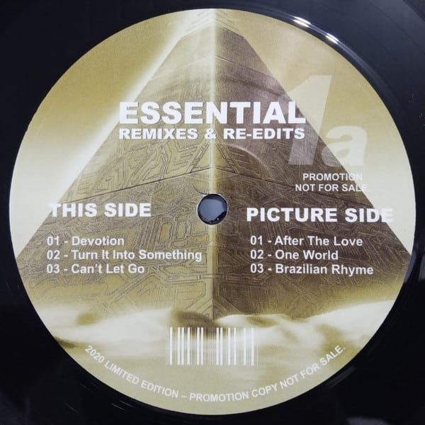 Earth, Wind & Fire – Essential Remixes & Re-Edits 1A